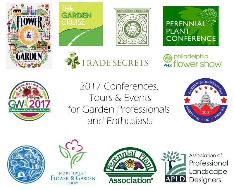 12 Events in 2017 Every Gardener Should Consider Attending, Thinking Outside the Boxwood