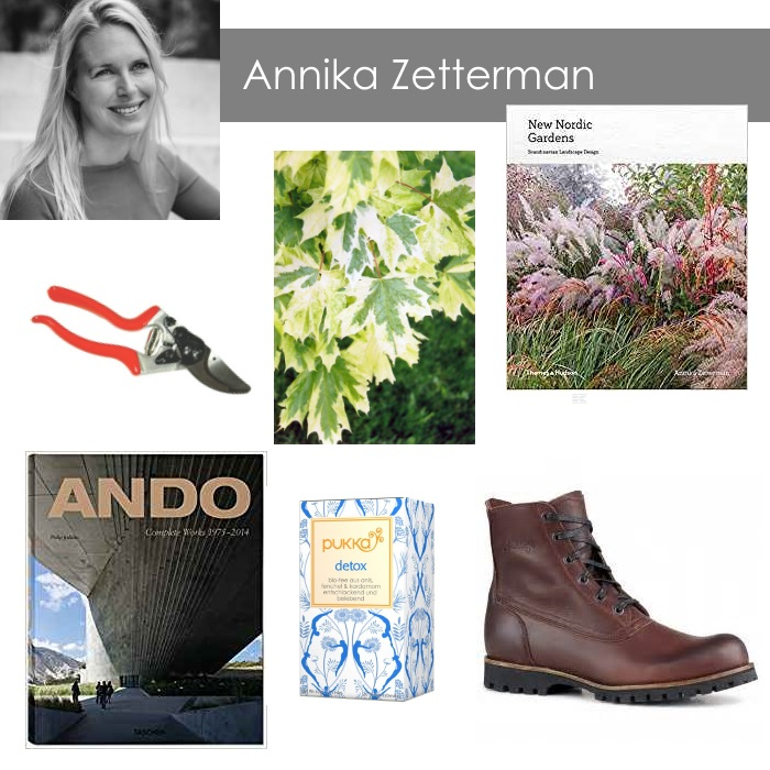 Interview with Annika Zetterman, Thinking Outside the Boxwood